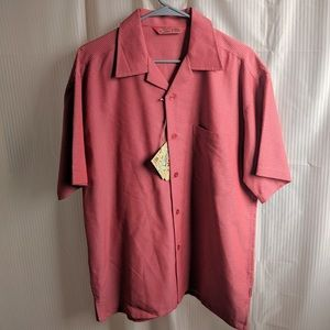 Other - NWT Woodys Retro Lounge Button Down Shirt